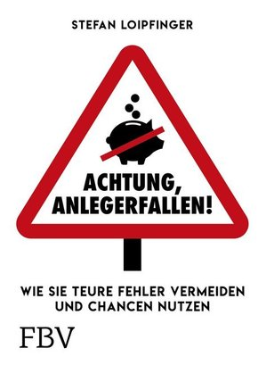 Achtung Anlegerfallen!; Volume 1