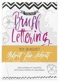 Brushlettering - Mein Übungsheft