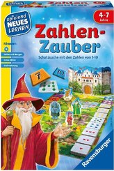 Zahlen-Zauber (Kinderspiel)