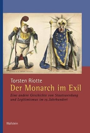 Der Monarch im Exil