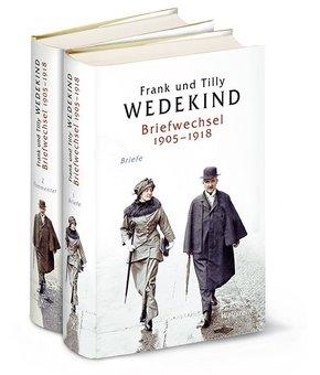 Briefwechsel 1905-1918, 2 Bde.