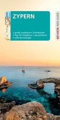 GO VISTA Info Guide Reiseführer Zypern, m. 1 Karte