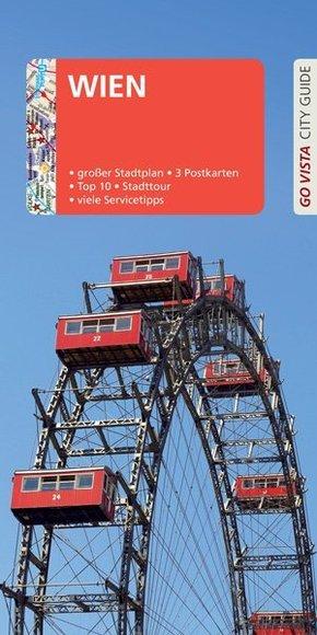 Go Vista City Guide Reiseführer Wien, m. 1 Karte