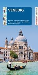 Go Vista City Guide Reiseführer Venedig, m. 1 Karte