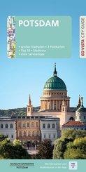 Go Vista City Guide Reiseführer Potsdam, m. 1 Karte
