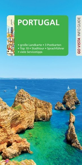 Go Vista Info Guide Reiseführer Portugal, m. 1 Karte