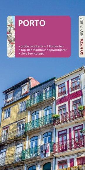 Go Vista Info Guide Reiseführer Porto