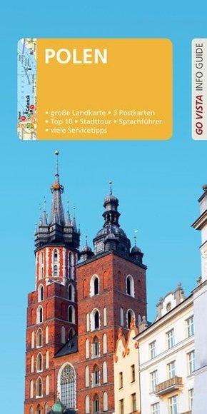 Go Vista Info Guide Reiseführer Polen, m. 1 Karte