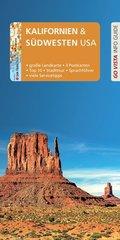 Go Vista Info Guide Reiseführer Kalifornien & Südwesten USA, m. 1 Karte