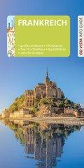 Go Vista Info Guide Reiseführer Frankreich, m. 1 Karte