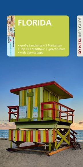 Go Vista Info Guide Reiseführer Florida