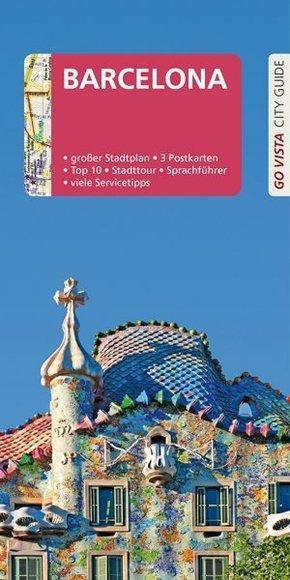 Go Vista City Guide Reiseführer Barcelona