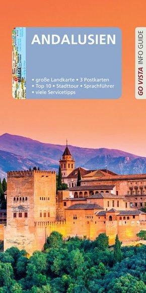 Go Vista Info Guide Reiseführer Andalusien