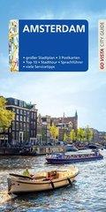 Go Vista City Guide Reiseführer Amsterdam, m. 1 Karte