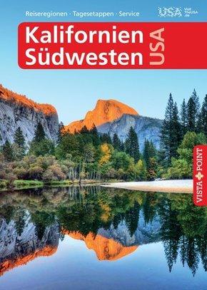 Vista Point Reiseführer Kalifornien & Südwesten USA - VISTA POINT Reiseführer A bis Z