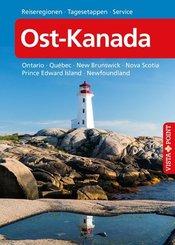 Vista Point Reiseführer Ost-Kanada - VISTA POINT Reiseführer A bis Z