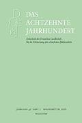Das achtzehnte Jahrhundert - Jg.42/1