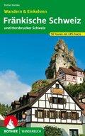 Rother Wanderbuch Fränkische Schweiz - Wandern & Einkehren