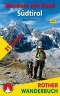 Rother Wanderbuch Wandern mit Hund Südtirol