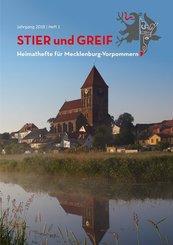 Stier und Greif - H.1/2018