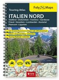 FolyMaps Touring Atlas Italien Nord 1:250.000