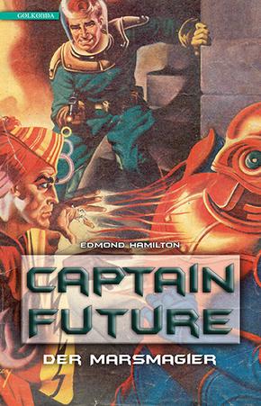 Captain Future, Der Marsmagier