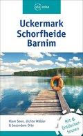 Uckermark, Schorfheide, Barnim