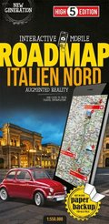 High 5 Edition Interactive Mobile ROADMAP Italien Nord