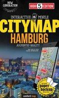High 5 Edition Interactive Mobile CITYMAP Hamburg