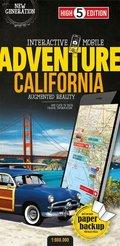 High 5 Edition Interactive Mobile ADVENTUREMAP Kalifornien