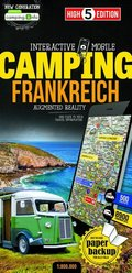 High 5 Edition Interactive Mobile CAMPINGMAP Frankreich; France