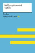 Wolfgang Herrndorf: Tschick