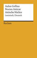 Noctes Atticae / Attische Nächte