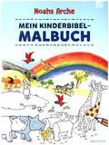 Mein Kinderbibel-Malbuch - Noahs Arche