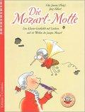 Die Mozart-Motte, für Klavier