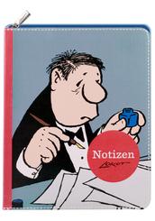 Loriot - Notizbuch Männer