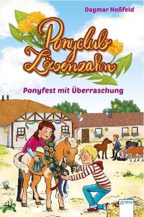 Ponyclub Löwenzahn - Ponyfest mit Überraschung