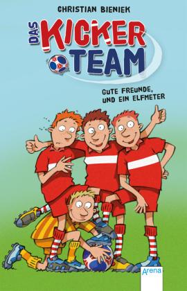 Das Kicker-Team. Gute Freunde und ein Elfmeter