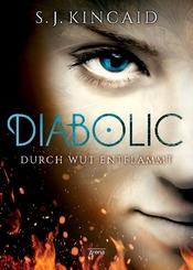 Diabolic. Durch Wut entflammt