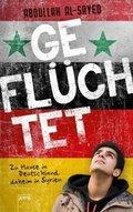 Geflüchtet. Zu Hause in Deutschland, daheim in Syrien