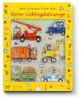 Mein schönstes Puzzle-Buch - Meine Lieblingsfahrzeuge