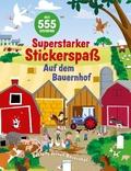Superstarker Stickerspaß. Auf dem Bauernhof