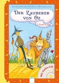 Der Zauberer von Oz, m. Audio-CD