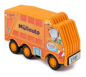 Mein Kiddilight Auto - Müllauto