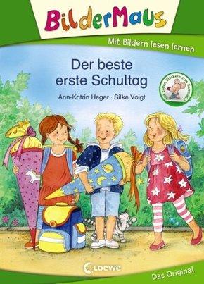 Bildermaus - Der beste erste Schultag