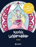 Mandala-Lichterzauber - Feen