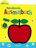 Mein allererstes Ausmalbuch (Apfel)