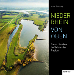 Niederrhein von oben