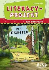 Literacy-Projekt zum Bilderbuch Der Grüffelo