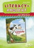 Literacy-Projekt zum Bilderbuch Lieselotte lauert